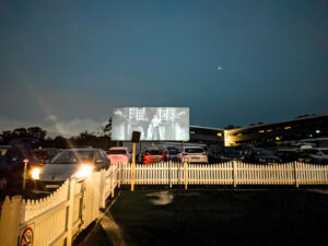 outdoor cinema Drive-In blacktown