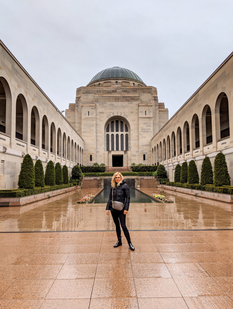 War Memorial in Canberra
