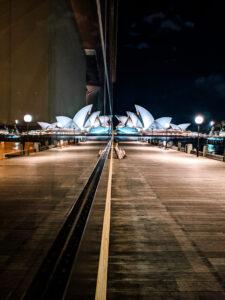 Opera House night photo
