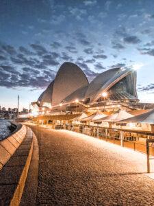amazing Sydney Opera House photo